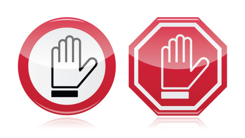 stop-hand-sign