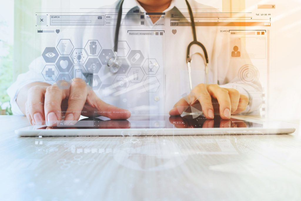 Digital health in Developing Asian Countries
